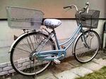 100920自転車パンク