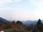070113大山阿夫利神社下社から見た風景