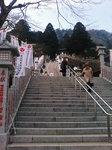 070113大山阿夫利神社下社・階段