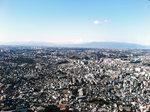 070107展望フロアからの風景・富士山